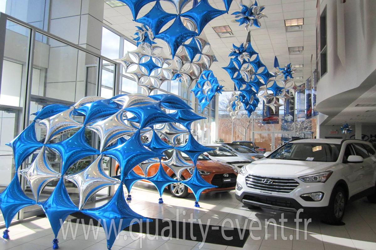 Création décoration ballon événementielle